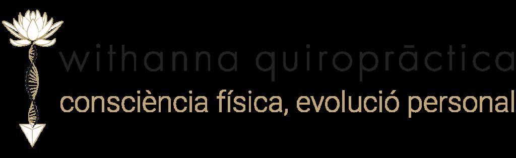 logotip quiropractica barcelona anna sallares